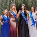 Sortie Photo en 2020, avec les ambassadrices du Comité Miss Small Beauty Auvergne-Rhône-Alpes.